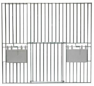 Vorsatzgitter - 33x30 cm