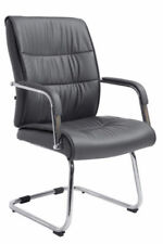 Chaises gris contemporaines en métal pour la maison