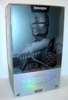 Hot Toys MMS 202 D04 Robocop 12 inch Diecast Action Figure With Sound Effect NEW
