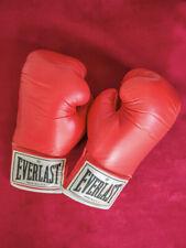 Vintage Everlast #2210 boxing gloves 10oz gants de boxe