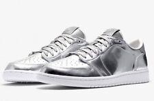 Nike Air Jordan Retro 1 Low OG Pinnacle mens size 10 with cloth Jordan bag