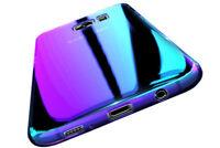 Samsung A3 2017 Farbwechsel Handy Hülle Case Bumper Schutz Back Cover Brandneu
