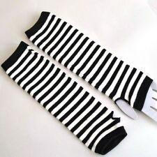Women Knitted Long Wrist Arm Fingerless Gloves Warmer Mitten Winter