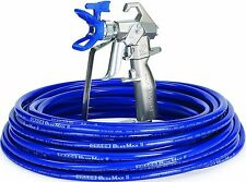 Graco 288489 Contractor Airless Paint Spray Gun & Hose Kit 3600 psi Tip 0.017In.