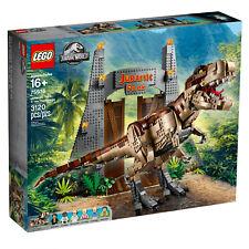 LEGO® Jurassic World 75936 Jurassic Park: T. Rexs Verwüstung NEU OVP + GESCHENK!