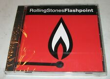 The Rolling Stones Flashpoint CD - New Sealed
