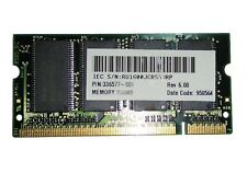256mb DDR 333mhz Cl2.5 Laptop Memory SO-DIMM 200 PIN - 336577-001
