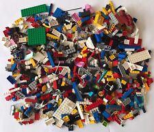 LEGO 1Kg 1000 Gram Mixed Assorted Genuine Bricks / Pieces - Clean