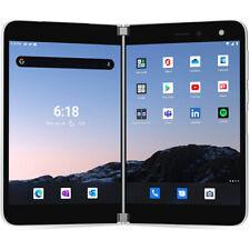 Microsoft Surface Duo 128GB Folding Screen Phone -Unlocked GSM Glacier USQ-00001