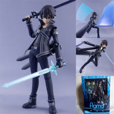 Sword Art Online Kirito Kazuto Figure SAO Kirito Collection Toy Figma 174 in Box