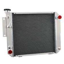 3 Row Universal Aluminum Radiator For 912495601 Hyster/Yale Forklift H25-35Xm