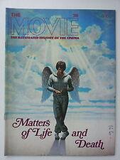 The Movie #36 magazine (1980) - Alice Faye, Val Lewton, Raoul Walsh...