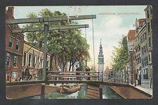 Amsterdam  Groenburgwal  (beschadigd)