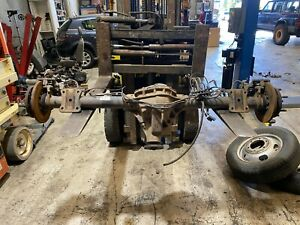 FORD VM TRANSIT CAB CHASSIS 2.4 DUAL WHEEL DIFF COMPLETE SUIT 2.4 DIESEL