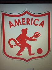 "America De Cali Decals (Calcomanias 5"" X 4.5"")"