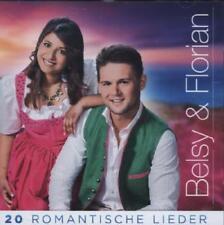 Belsy & Florian - 20 romantische Lieder - CD