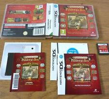 Professor Layton and Pandora's Box for Nintendo DS