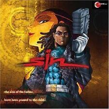 Sin The Movie Original Soundtrack CD,  (2001), AnimeTrax