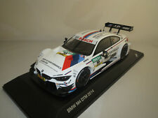 "Minichamps  BMW  M4  DTM  ""2014""  (Team Schnitzer)  #10  1:18 OVP !!"