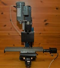 Taig gecko cnc mill milling machine engraver router ball screw