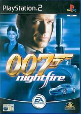 James Bond 007: NightFire Sony Playstation 2 PS2 11+ Action Shooter Game