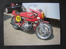 Photo 1964 Ducati 250cc #10 Gerd Schulten (GER) GP Parade Tubbergen 2014