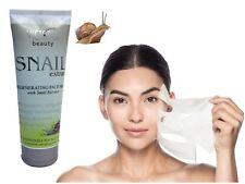 Victoria Beauty Regenerating Face-Mask With Snail Extract for Smooth Skin -177ml
