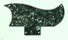 For Gibson SG'61 Reissue Guitar PickGuard Scratch Plate , 4ply Black Pearl
