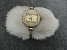 Swiss Made Chalet Wind Up Ladies Vintage Watch