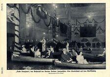 Notte Veneziana Fest des Vereins BerlinerJournalisten im Zoologischen Garten1908