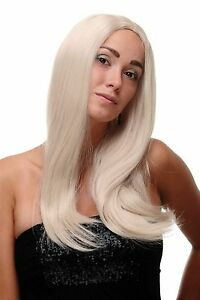 Wig Blonde Light to Golden Mix Long Smooth Parting 60 CM SA-151-303/220