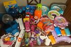 HUGE Lot Zhu Zhu Pets Hamsters Clothes Pizza Place Vehicles Airport  Tunnels