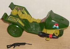 1986 REMCO AMERICAN DEFENSE LX 1 ROAD RAIDER Motorcycle Vehicle & Weapon