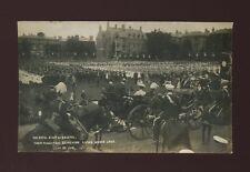 Gloucestershire Glos ROYALTY Bristol KG5 review Living Union Jack 1912 RP PPC