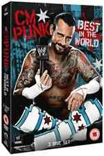 WWE: CM Punk - Best in the World DVD NEW
