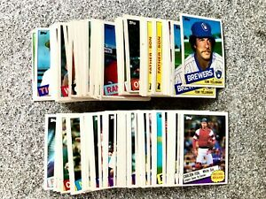 1985 Topps Baseball You Pick to Complete Your Set - NM MT Commons
