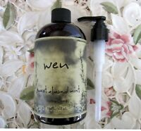 ~WEN by Chaz Dean~SWEET ALMOND MINT STYLING CREME CREAM~Jumbo Size 12 oz w/Pump
