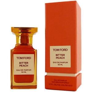 TOM FORD BITTER PEACH 50ml eau de parfum uomo donna perfume arancione woman