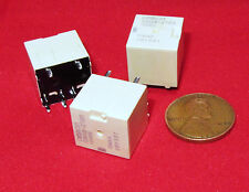 3 pcs Omron Twin Automotive Relay 12V DC, 800mW, G8NB-27SR 5A Carrying Current J