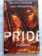 Vertigo PRIDE of Baghdad Hardcover Book by Brian K Vaughan & Niko Henrichon