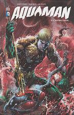 AQUAMAN tomes 1 et 2 Geoff Johns Reis Pradocomics CARTONNE Urban DC comics