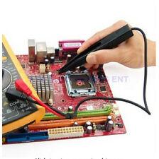 SMD Test Clip Meter Probe Multimeter Tweezer Capacitor USA Seller