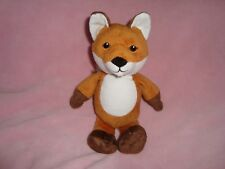 "Kinder Surprise Fox Plush 9"" tall"
