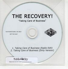 (GI366) The Recovery!, Taking Care Of Business - DJ CD