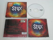 STYX/BIG BANG THEORY(FRONTIÈRES FR CD 247) CD ALBUM