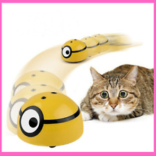 Interactive Infrared Sensor Pet Toy Intelligent Escaping Automatic Toy Supplies