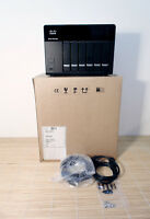 Cisco NSS326D00-K9 like QNAP TS-659 NSS 326 6-Bay Smart Storag Used in BOX OVP