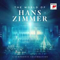 Hans Zimmer - The World Of, A Symphonic Celebration (NEW 2 x CD)