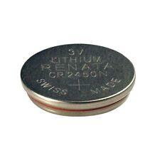 RENATA CR2450 3477 Battery 3-V
