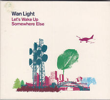 WAN LIGHT - let's wake up somewhere else CD